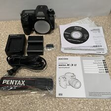 Pentax K-3 II Body Only Excellent Condition 2 Batteries Included