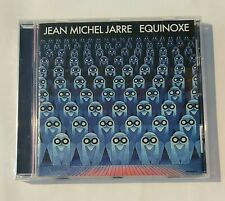 Jean Michel Jarre - Equinoxe CD 2014 Remastered NEW Sealed.