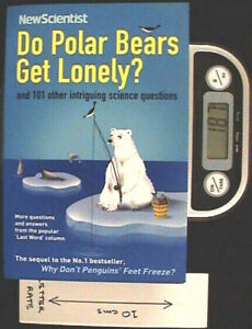 Do Polar Bears Get Lonely - SC 1st Ed by NewScientist