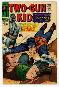 TWO-GUN KID #87 (Marvel 1967) FN condition NO RES