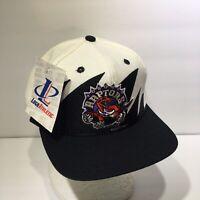 NWT Toronto Raptors Snapback SharkTooth shark tooth Hat Cap VTG DS retro new NBA