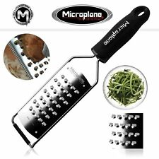 Microplane GOURMET Series EXTRA COARSE GRATER - BLACK Handle