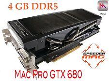  GeForce GTX680 4GB DDR5 for Apple Mac Pro 3.1 > 5.1, Nvidia CUDA, Metal 4k