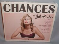 CD JILL BARBER Chances NEW MINT SEALED