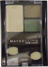 LOT 08QBTB - 3 Maybelline Expert Wear 08Q Emerald Smokes Quad Eye Shadow