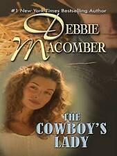 The Cowboy's Lady (Thorndike Romance)-ExLibrary
