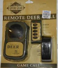 Guide Gear Remote Control Deer Call Game Hunting $49.95 Retail Wireless