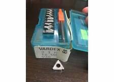 Vardex Carbide Inserts 2 I R 16 UN V30 #h118