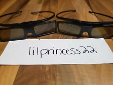 Bluetooth Active Shutter 3D Glasses 120Hz 2.0ms for Samsung SONY Sharp Panasonic