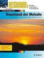 Traumland der Melodie: 32 neue Arrangements. Keyboard. (Keyboard Klangwelt)