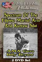 Kuntaw Silat and Spectrum of the Filipino Arts DVDs Billy Bryant