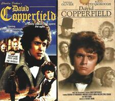 VHS: DAVID COPPERFIELD.....LAURENCE OLIVIER-RICHARD ATTENBOROUGH