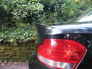 BMW E82 Trunk Deck Lip Spoiler P Type 1 Series 2007-2013
