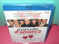 MANUALE D,AMORE 2 - MANUALE DAMORE 2    - BLU-RAY -