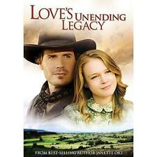 Love's Unending Legacy - Erin Cottrell, Dale Midkiff, Victor Browne (DVD, 2007)