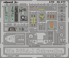 Eduard Zoom SS277 1/72 Messerschmitt Me 262A-1 Schwalbe Hasegawa