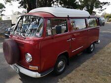 VW 1972 BAY WINDOW T2 Devon Dormobile Camper Van 1600cc