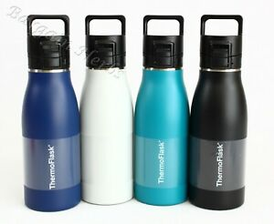 ThermoFlask Stainless Steel 17 oz Travel Bottle (Various Colors) Free Shipping