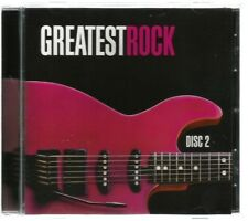 Greatest Rock - Disc 2 (2003)...18 Track Compilation CD Used VG...