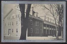 Postcard LANCASTER Ohio/OH  Boy's Industrial School Office Building 1930's