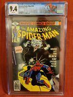 Amazing Spider-Man #194 🕷 CGC 9.4 1st App of Black Cat with Custom Label 300 🔥