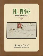 Filipinas, emisiones de Isabel II, catalogo subasta filatelie, 20.02.1992