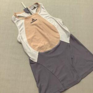 Camiseta Sin Manga Atlético Correr Yoga Gimnasio Tenis XS Adidas Stella MCCARTNE