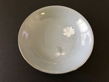 "Royal Heritage China Japan RHR6 White Rose & Leaves - 5-1/2"" DESSERT BERRY BOWL"