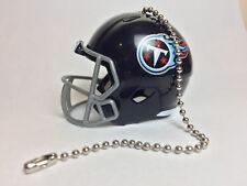 NFL Ceiling Fan Helmet Pull Chain Lamp Pull Chain Tennessee Titans