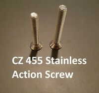 CZ 457 Upgraded Replacement STAINLESS STEEL Action Screws