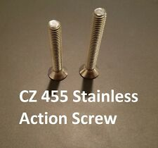 CZ 455 Upgraded Replacement STAINLESS STEEL Action Screws