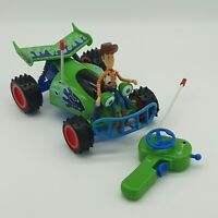 Disney Pixar Toy Story RC Remote Control Car with Woody