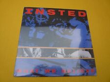 Insted – What We Believe (SEALED) Epitaph records USA edit R♫re  LP ç