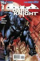 Batman The Dark Knight #1 Second Printing Variant (2011) DC Comics New 52