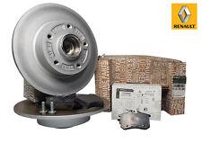 Original Renault Radlager Satz + Bremsscheiben Megane III hinten 432001539R