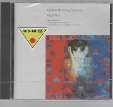 PAUL McCARTNEY Mc CARTNEY  COLLECTION TUG OF WAR CD SEALED  F.C. SEALED!!!