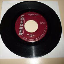 BLUES/R&B 45 RPM RECORD - BO DIDDLEY - CHECKER 896