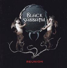 BLACK SABBATH - 2 CD - REUNION
