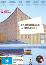Cathedrals Of Culture (DVD, 2015) New  Region 4