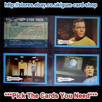 ☆ A&BC STAR TREK 1969 (EXCELLENT CONDITION) **Pick The Cards You Need**