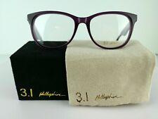 Phillip Lim Gilles (PLUM) Plum 52 x 17 140 mm Frames Eyeglasses