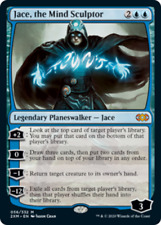 MTG - Double Masters - Jace, the Mind Sculptor  x1 NM