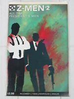 Z-Men All the President's Men #2  Double Take Comics Night of Living Dead