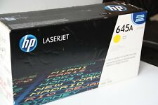 Genuine New HP Colour Laserjet C9732A/ 645A Yellow Laser Printer Toner Cartridge