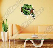 """Dinosaur Tyrannosaurus T-Rex Jurassic Wall Sticker Room Interior Decor 22"""""""