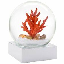 Cool Snow Globes Schneekugel Coral