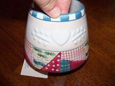 Home Interiors & Gifts Heartwarming Holiday Candle Shade New Free Usa Shipping