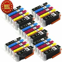 Ink Cartridges for Canon PGI-250XL CLI-251XL Pixma MG5620 MG5520 MG6620 MX922