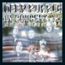 Deep Purple in Concert 72 CD 2012 Remix