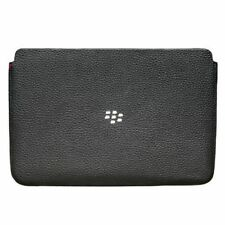 BlackBerry  Playbook  Genuine Leather Sleeve Pocket Case - Black ACC-39311-101